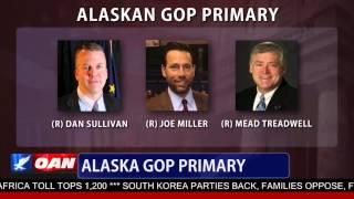 Alaska GOP Primary 2014