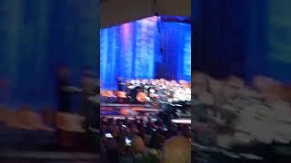 Andrea Bocelli Orvieto 4 luglio 2017