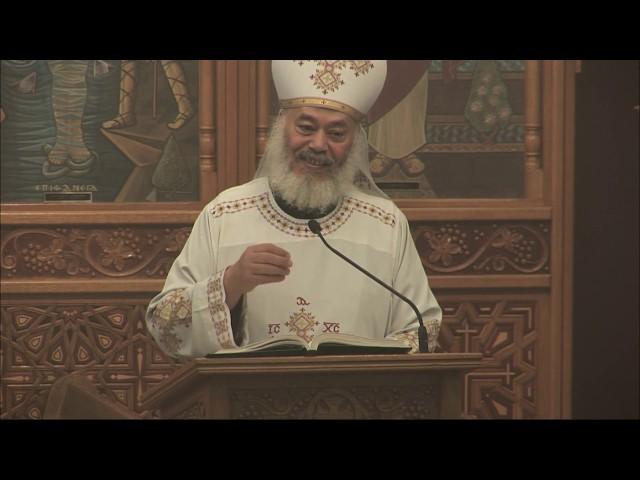 Sodom and Gomorrah (Engllish Sermon) Fr. Raphael Hanna
