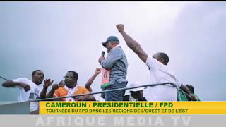 FPD TOURNEE REGIONS DE L'OUEST ET EST