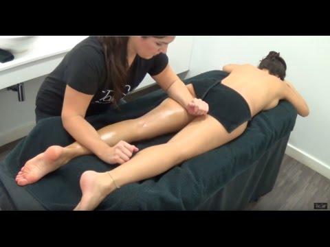 Masaje relajante de cuerpo entero, con infinitos   Full body relaxing massage
