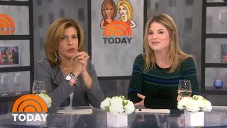 Jenna Bush Hager Recalls 1 Of The Most 'Beautiful' Talks She Had With Her Gampy | TODAY