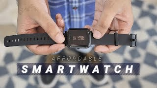 Amazfit Bip: Finally an Affordable Smartwatch!