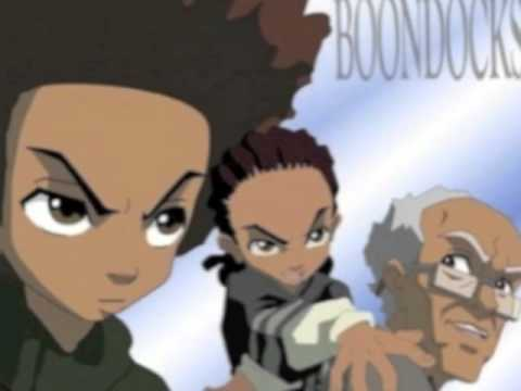 Asheru - The Boondocks Theme (Extended Version) [LYRICS]