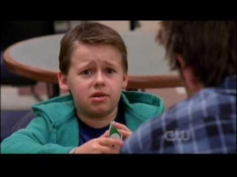 I LOVE One Tree Hill!!! 8x18 Feisty Haley Flashback Scene