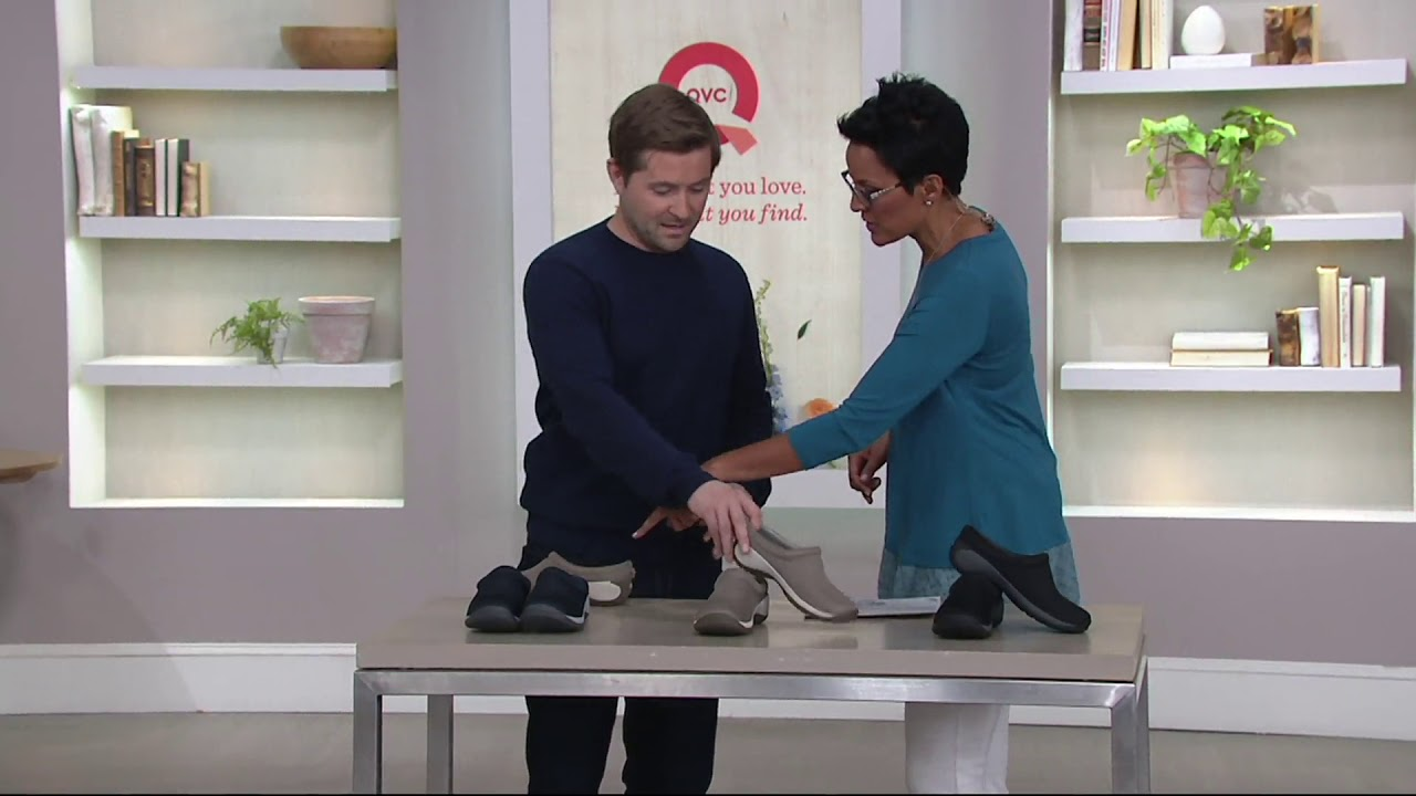 8ff0d42277b Merrell Mesh Slip-on Shoes - Encore Q2 Breeze on QVC - YouTube