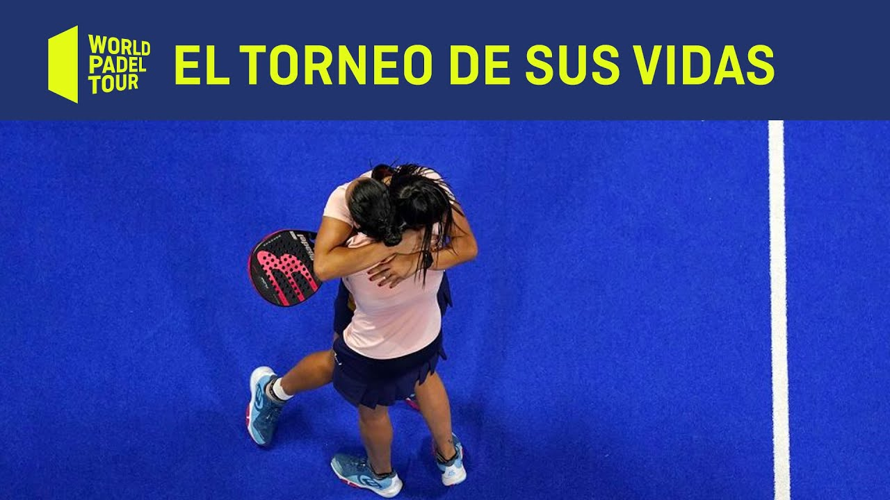 Virginia Riera, Sofía Araújo y el mejor torneo de sus vidas | World Padel Tour
