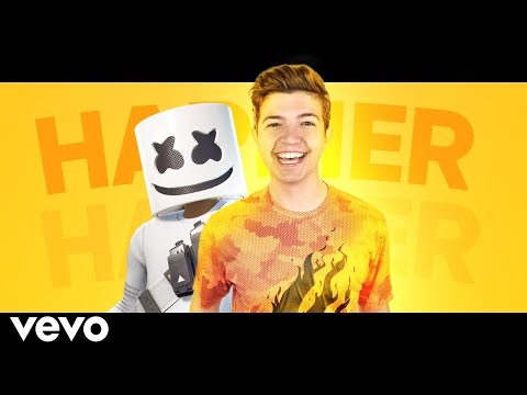 Preston Sings Marshmello - Happier