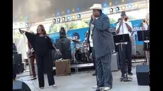Renee Smith et Soulard blues band - Let the good time roll