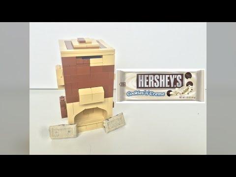 LEGO Hershey's Machine