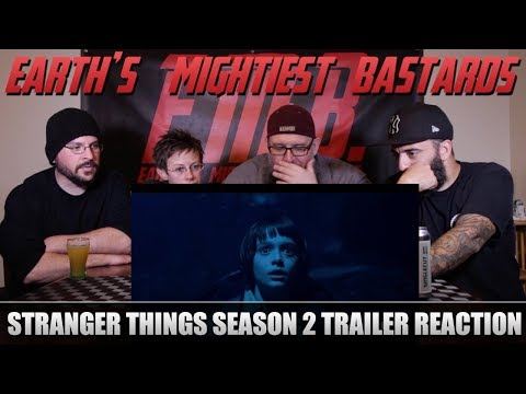 Trailer Reaction: Stranger Things Season 2