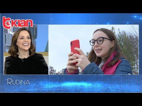 Rudina - Estela Ujka, rrefen eksperiencen e saj si nena e tre vajzave! (06 shkurt 2019)