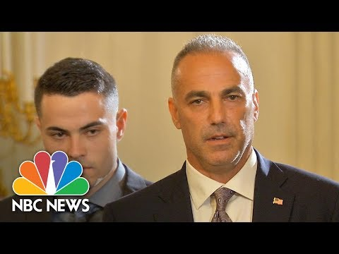 Parkland Father Gives Speech To President Trump About Murdered Daughter: 'I'm Pissed!' | NBC News