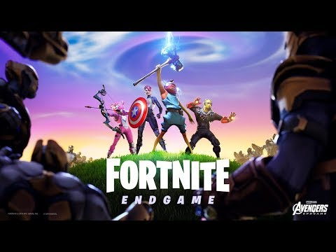 new avengers x fortnite live event countdown fortnite avengers endgame trailer skins - avengers x fortnite skins