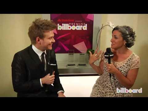Michel Teló | Billboard Latin Music Awards Backstage (2013)