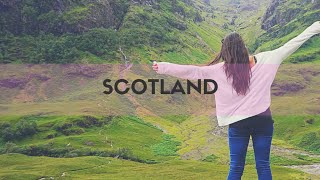Scotland on a Budget: East to West   THE HOSTEL GIRL