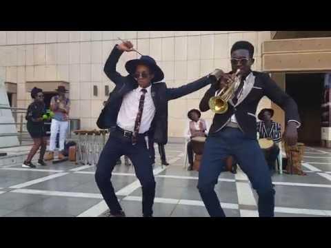 Afridrum Presents: African Rhythm  State Theatr