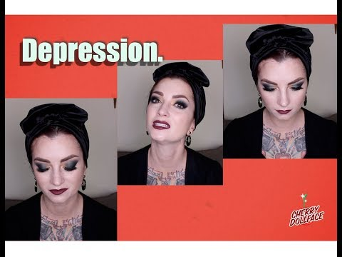 My Battle With & Thoughts on Depression… by CHERRY DOLLFACE