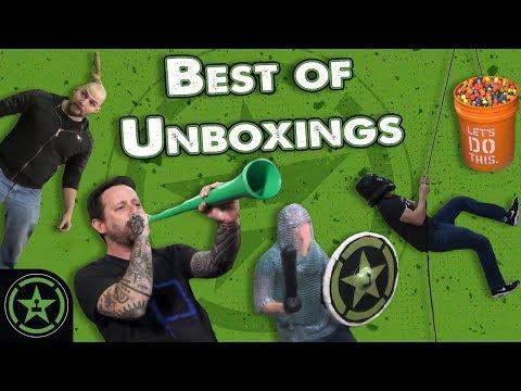 Best of Achievement Hunter - Unboxings
