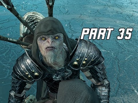 Middle-Earth Shadow of War Walkthrough Part 35 - Necromancer (Let's Play Commentary)