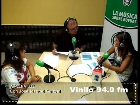 Ganadora de la edición de agosto del karaoke de Vinilo FM Melilla