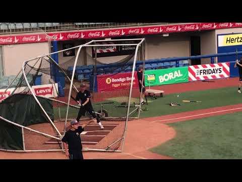 Kyle Morrison - Updated Baseball Highlights - Class of 2018