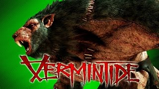 WHEN RATS ATTACK - Warhammer Vermintide Random Moments