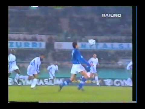 1998 (December 16) Italy 6-World XI 2 (FIGC Centenary).avi