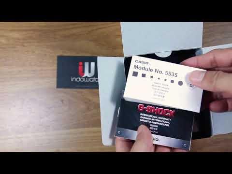 Unboxing Jam Tangan Casio G-Shock GA-800 1A Original