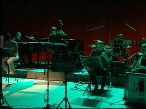 HGM Jazzorkestar Zagreb featuring Ira Hawkins