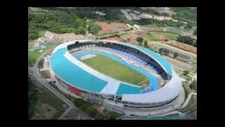 Top 10 Mejores Estadios De Colombia (actualizado 2012)