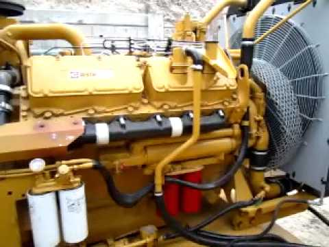 3412 cat 370 kw diesel generator set youtube rh youtube com D9 Caterpillar Caterpillar Engine Specifications