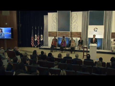 Secretary Kerry's Remarks at 2016 International Women of Courage Award