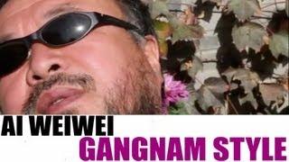 Ai Weiwei Gangnam Style