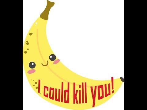 Radioactive Bananas!