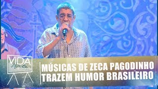 Baixar Músicas de Zeca Pagodinho trazem todo o bom humor brasileiro - Vida: Arte e Cultura - 01/05/19