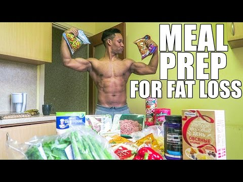 Summer Shredding - MEAL PREP AS A COLLEGE STUDENT FOR SHREDS