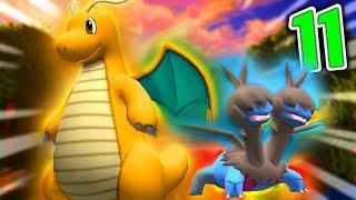"Pixelmon Peridot - ""DRAGON MASTERS!"" - Episode 11 (Minecraft Pokemon Mod)"