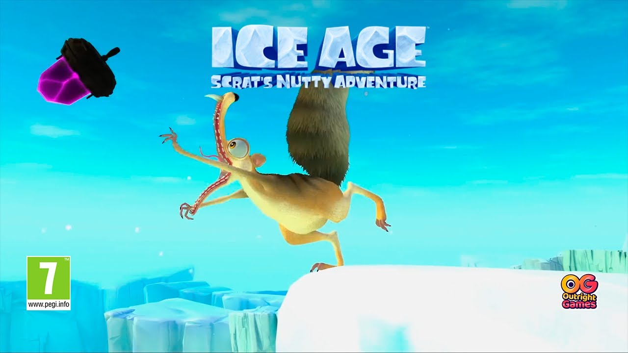 Launch Trailer για το Ice Age Scrat's Nutty Adventure