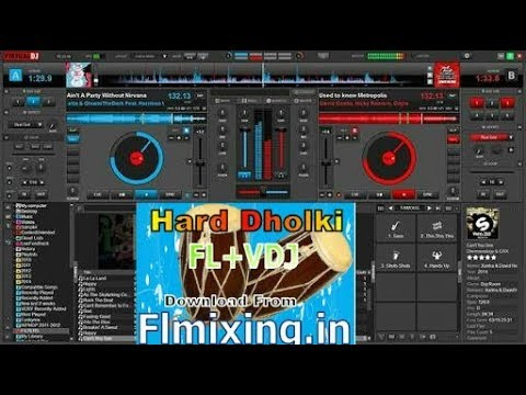 How to download and use Dholki, Electro packs in VIRTUAL DJ