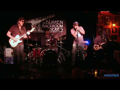 Frank Bang and The Cook County Kings Live @ The Burren Backroom Series 9/1/18