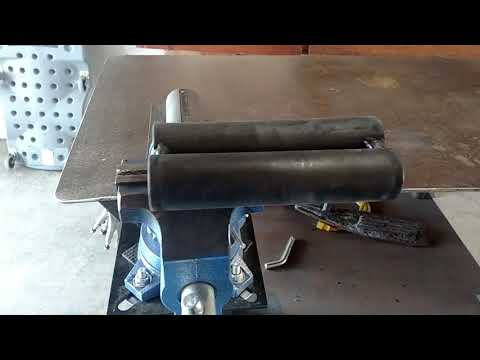 Home made metal forming tools that work!