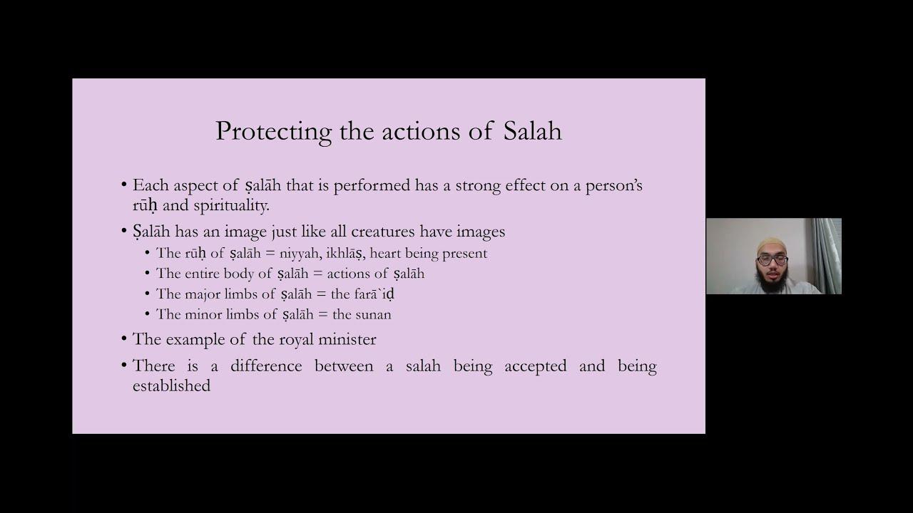 Al-Arba'in al-Nawawiyyah Hadith 3.8 || Shaykh Nafis