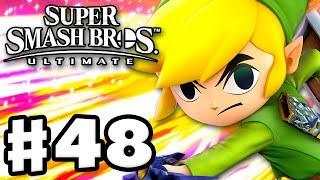 Toon Link! - Super Smash Bros Ultimate - Gameplay Walkthrough Part 48 (Nintendo Switch)