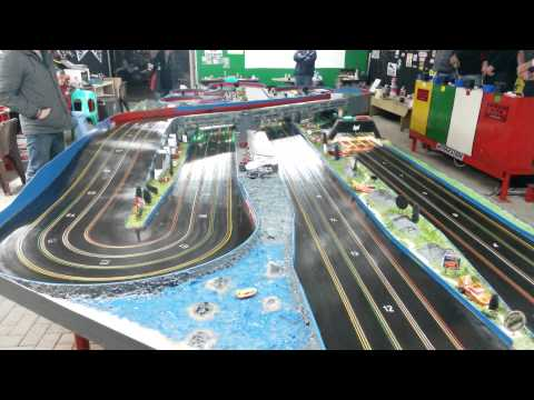 Slot cars south africa Slixxx slot racing.. Race night 2015-06-10
