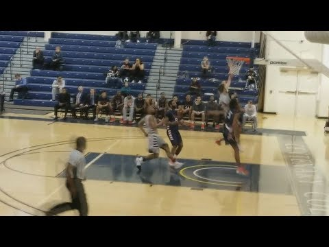 Keystone Men's BBall Huge Comeback From Down 14 points vs Centenary Highlights (2018) - Vlog #130