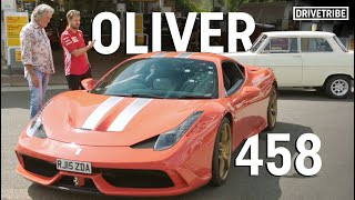 Oliver vs James May's Ferrari - which is better?