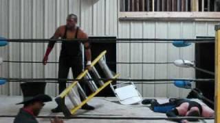 Bobby Moore vs Murder One, FCW 04/17/09