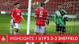 HIGHLIGHTS | Wrexham 3 Sheffield 2 FA Youth Cup