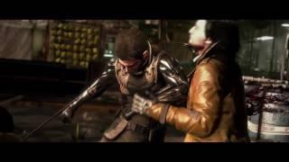 Зрелищный ролик к выходу игры в котором герой бросает вызов противникам свободы и прогресса Вся свежая